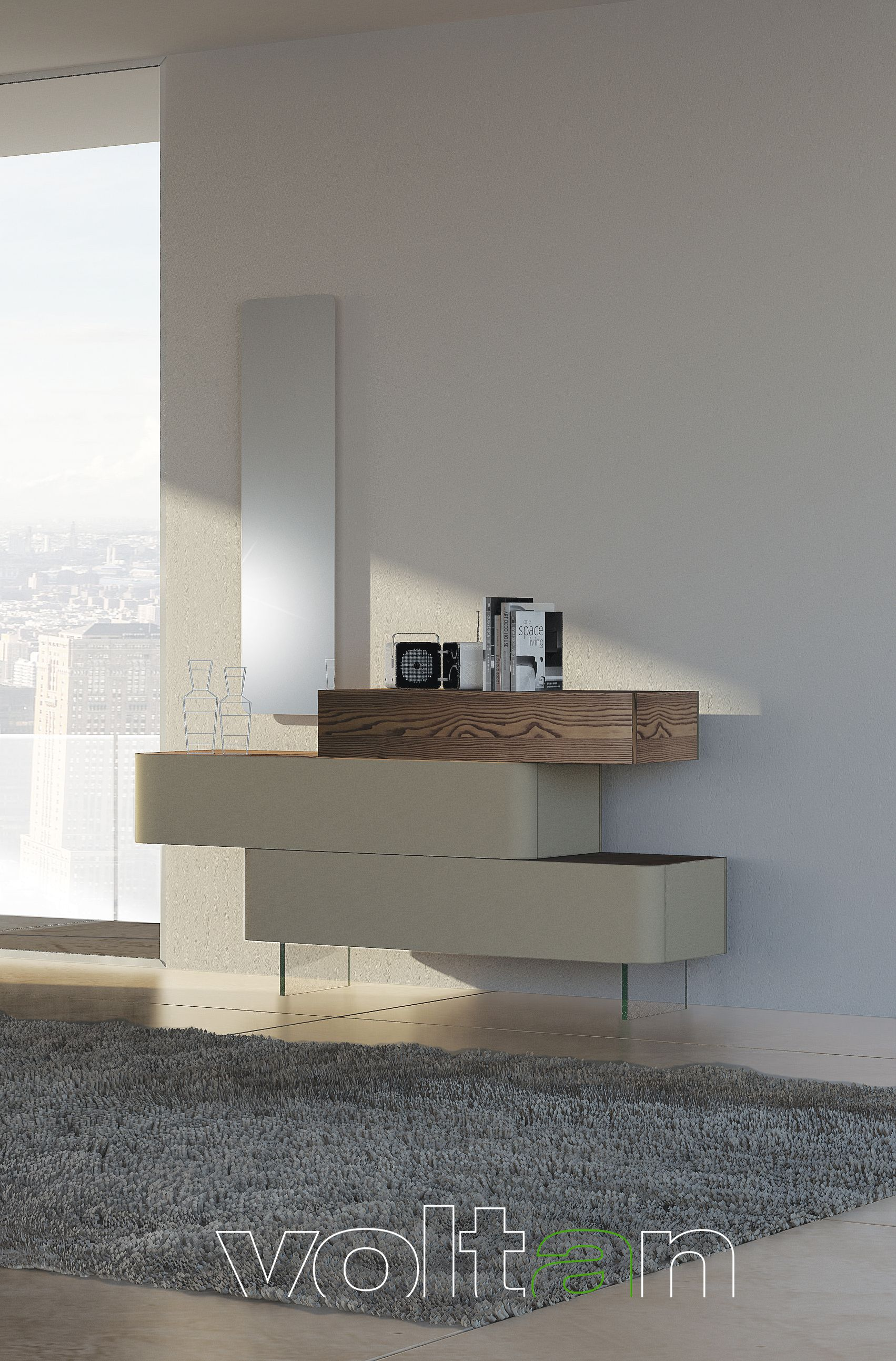 Cassettiera moderna design: i #comò e i #comodini Élite sono ...