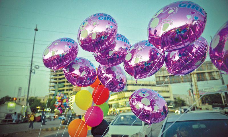 Balloons for celebrations - Newspaper - DAWN COM | design
