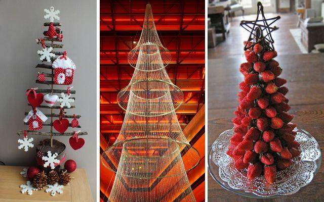 Rboles de navidad modernos i inspiration christmas for Decoracion navidena moderna