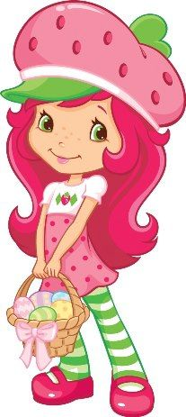 Pin By Anna Liza Sato On Strawberry Shortcake Printables With