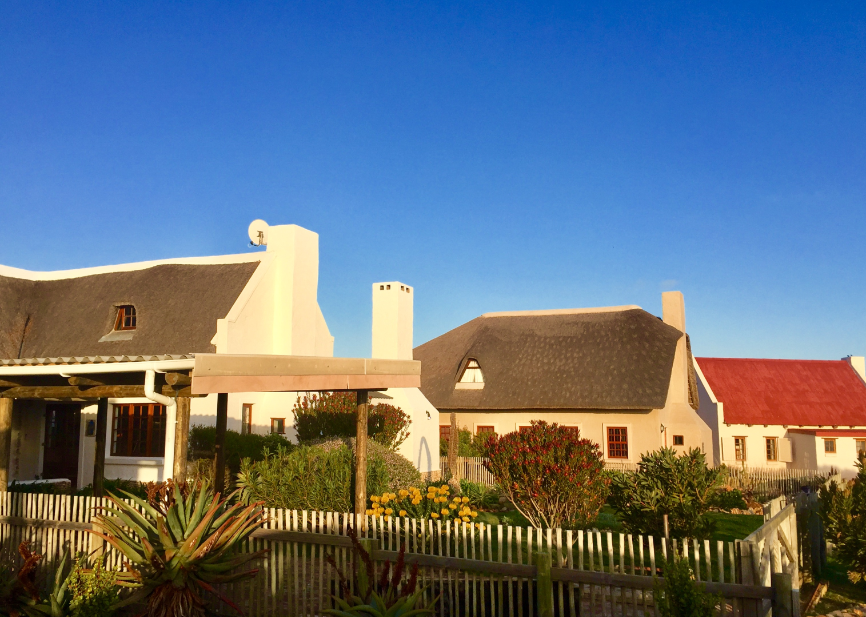 Sandpiper Cottages Trail, Mossel bay, Route