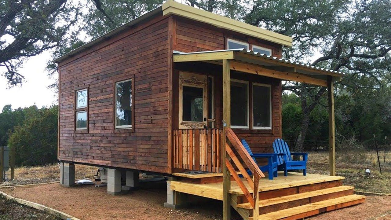 Rustic Sip Construction Tiny House With Elevator King Bed For Sale Tiny House Wood Stove Tiny Houses For Sale Tiny House Appliances
