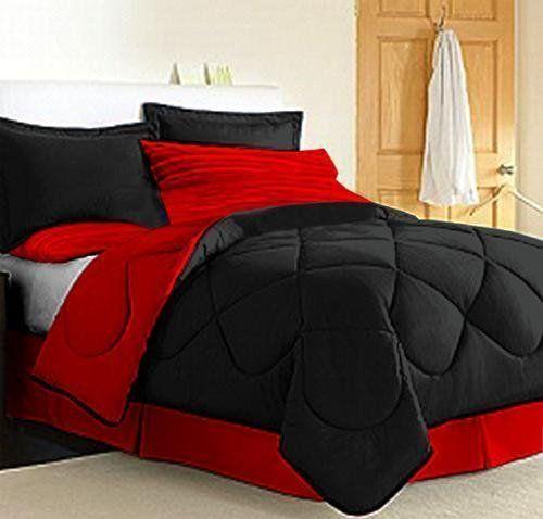 Dorm Room In A Box: Comforter, Sheet Set, Mattress Part 65