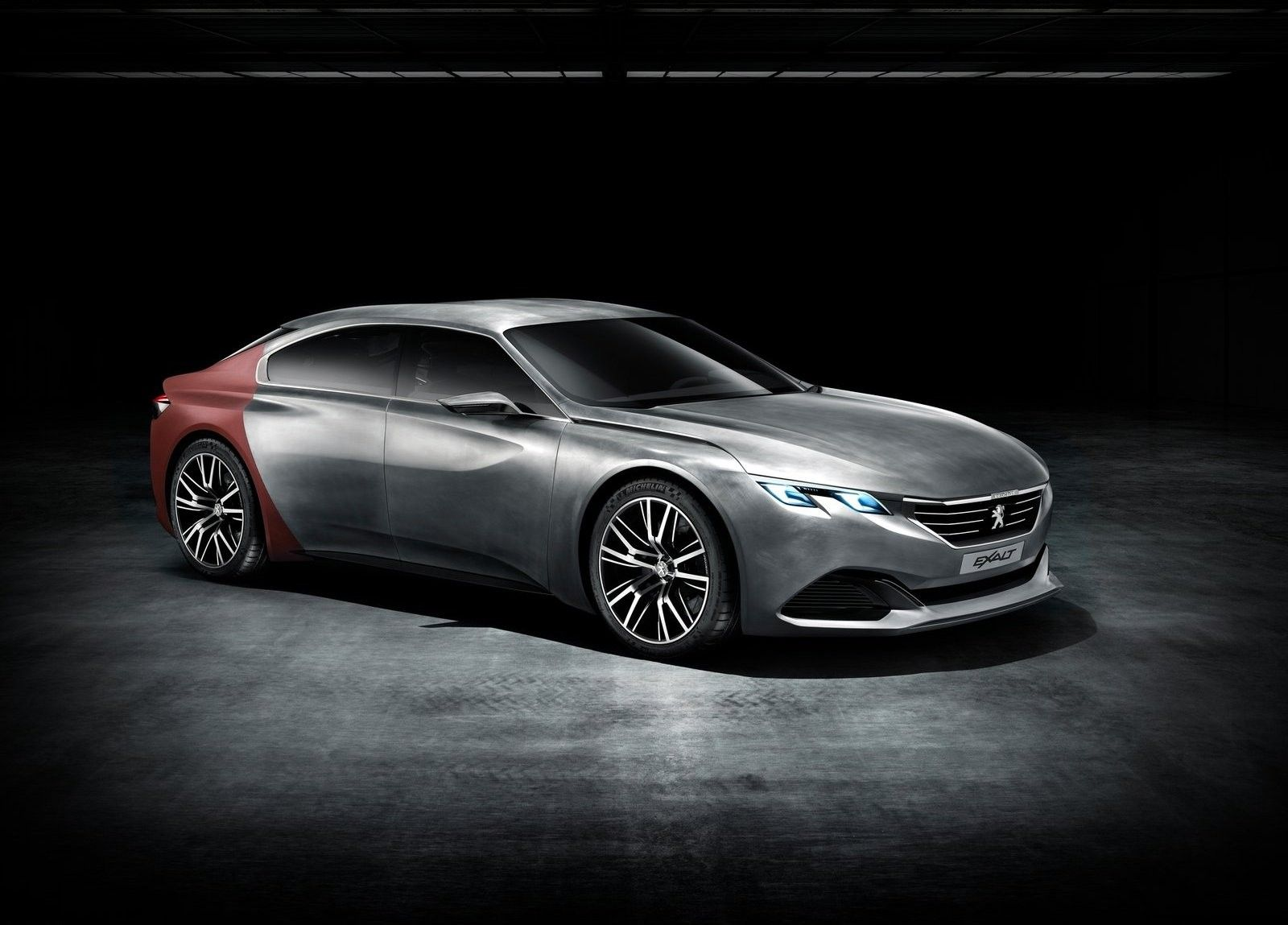 Peugeot Exalt - 2014 Sharkskin
