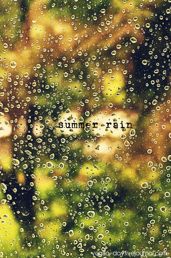 Summer Rain                                                                                                                                                      More