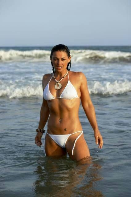 j bikini Natalie robb