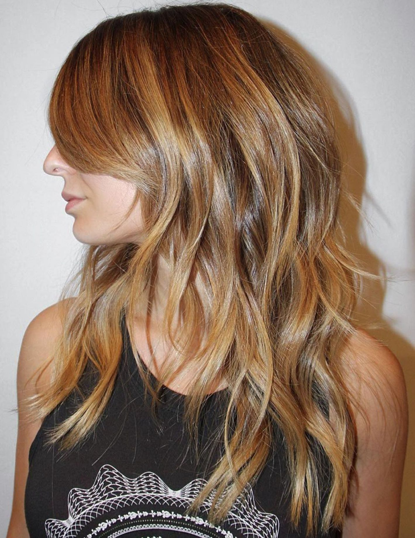 Lovely Long Shag Haircuts for Effortless Stylish Looks  Hair