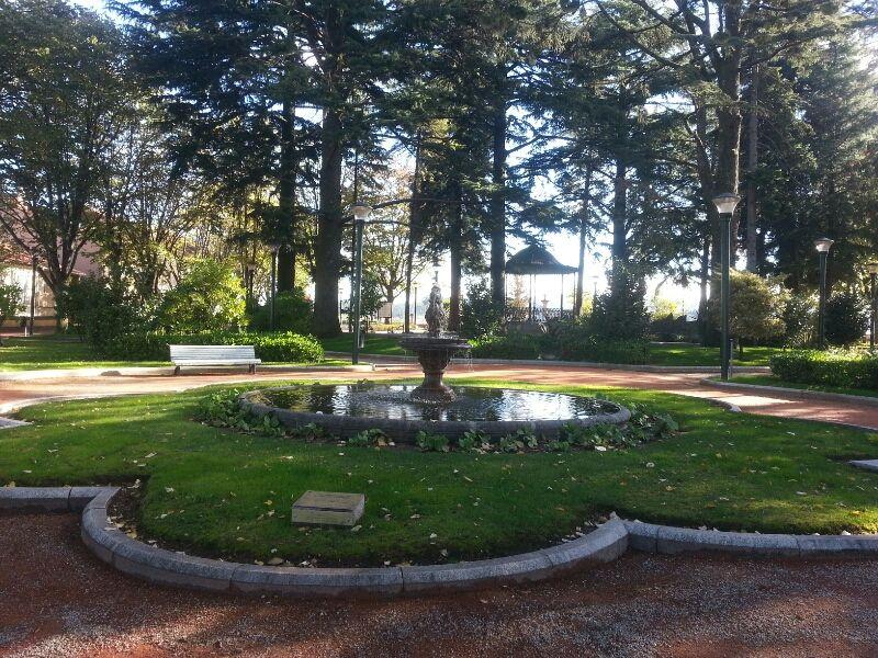 Activity by Horácio Pinto (20 Oct, 2015   Walking   0.7 km   00:15:51) Jardim do Calvário em Fafe do final do século XIX, princípio do século XX.