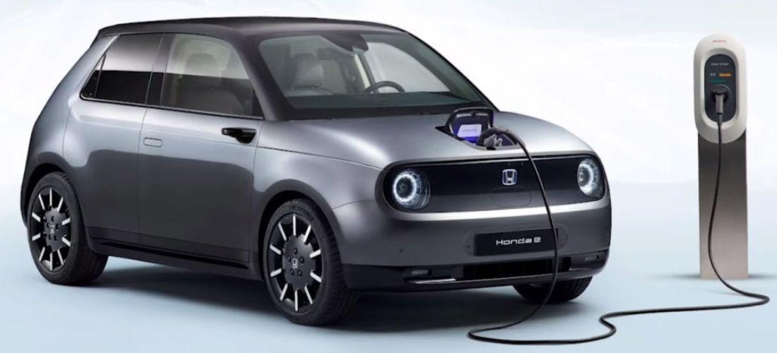 2020 Electric Honda E Official Features Announced En 2020