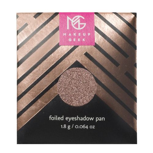 Mesmerised - Makeup Geek Foiled Eyeshadow Pan  #BBxMakeupGeek
