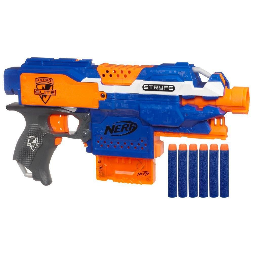 Licensed Nerf N Strike ELITE Retaliator 4 in 1 Blaster Toy Gun Refill Clip  Darts nerf bullets-in Toy Guns from Toys & Hobbies on Aliexpress.com |  Alibaba ...