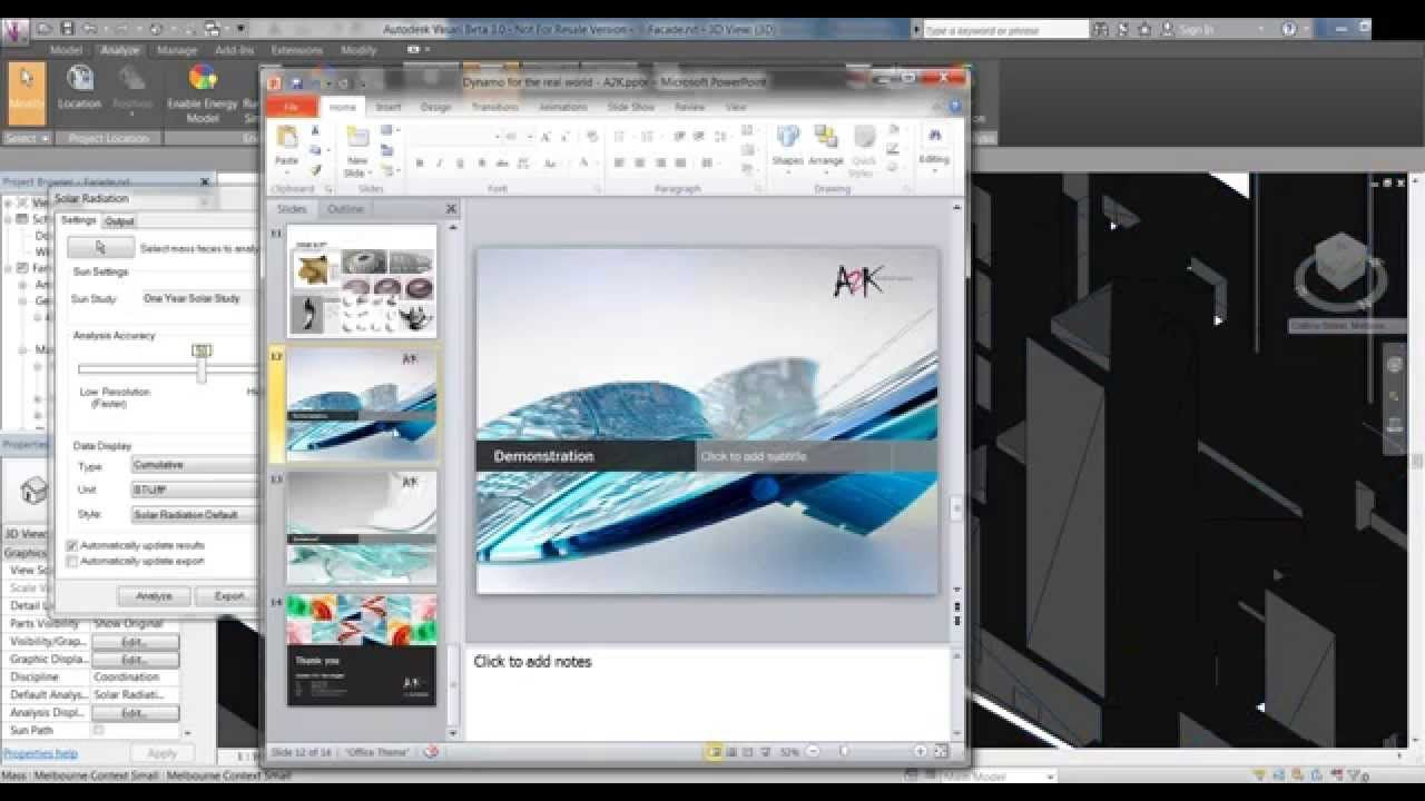 Dynamo Visual Programming for the Real World | Revit Stuff | The