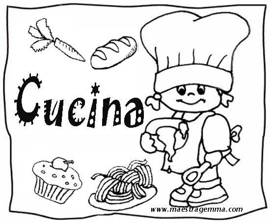 Awesome Disegni Per Cucina Ideas - Ameripest.us - ameripest.us ...