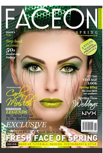 Open Call Face On Magazine Casting Model And Entire Creative Team For Spread Thefashionspot Makeup