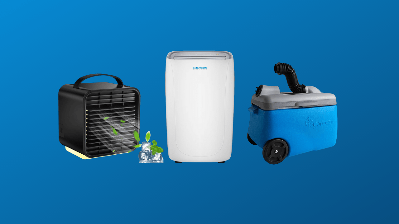 Portable Air Conditioners for Camping Decent, Better, and