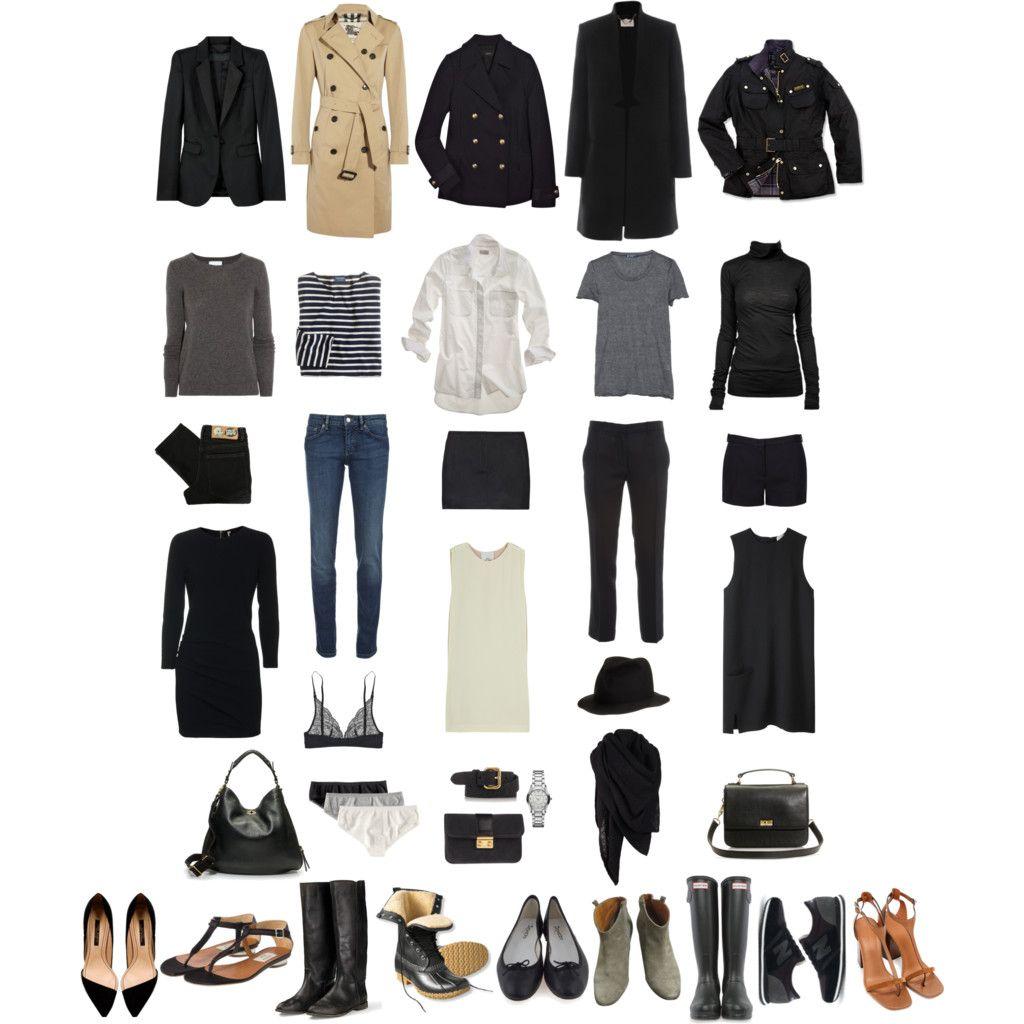 Wardrobe Essentials - Polyvore