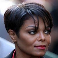 Janet Jackson Short Hairstyle Google Search Short Hair