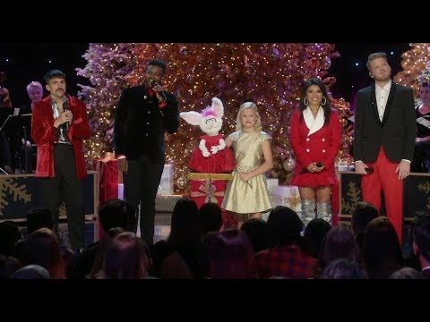 Pentatonix Christmas Youtube.A Very Pentatonix Christmas Darci Lynne O Easter Egg