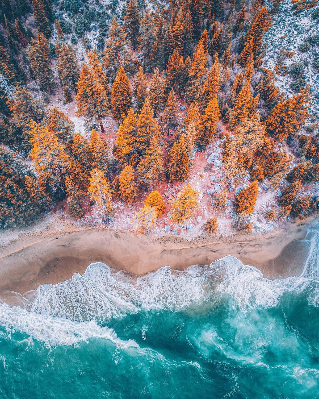 Aerial Images Of Vibrant Landscapes By Photographer Niaz Uddin Nature Photography Landscape Photography Aerial Photography