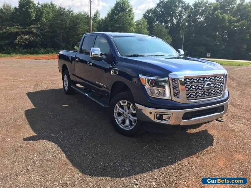 Car for Sale 2016 Nissan Titan