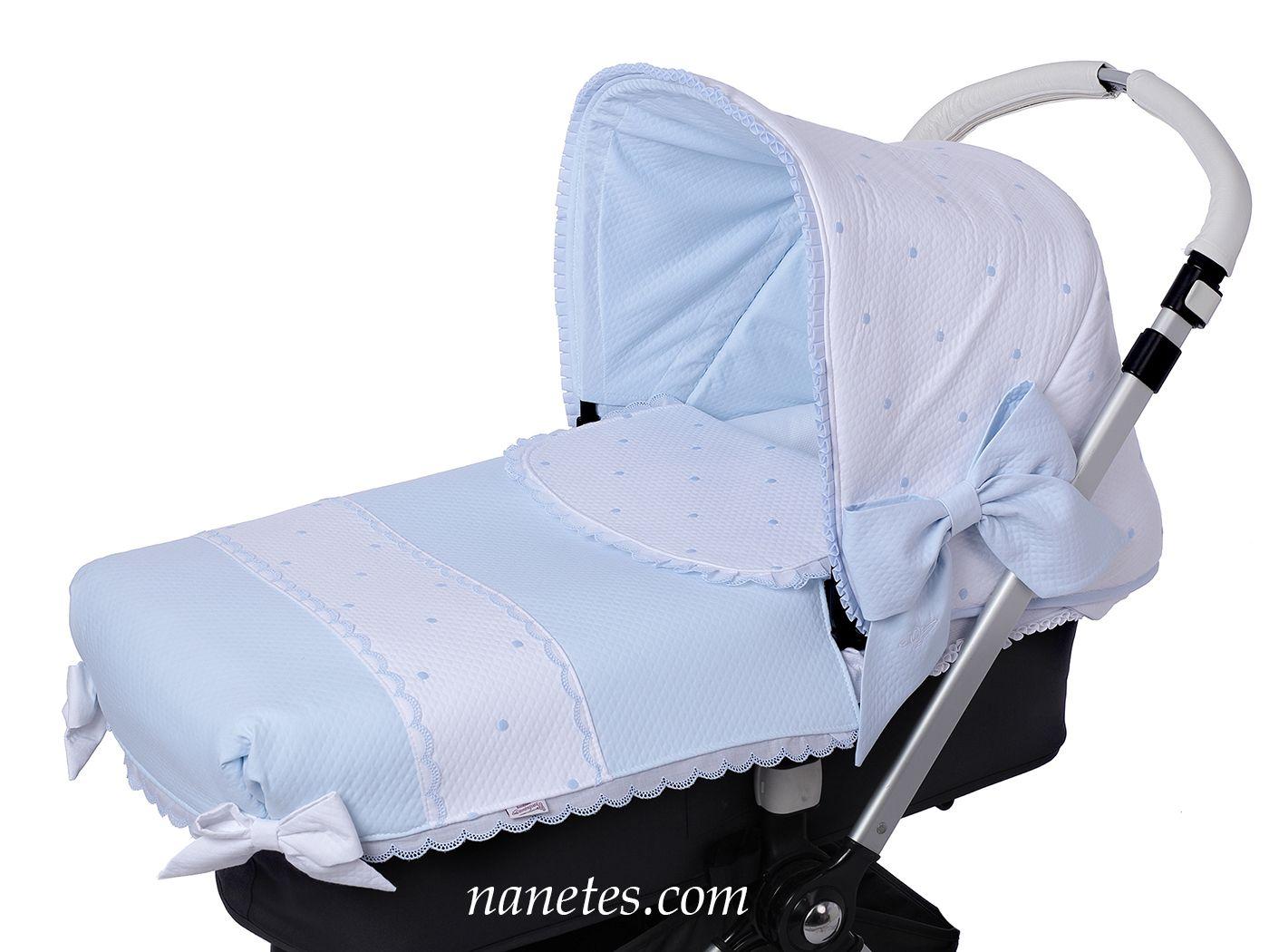 Carrito de bebé vestido a medida | Carros bebe, Carritos de