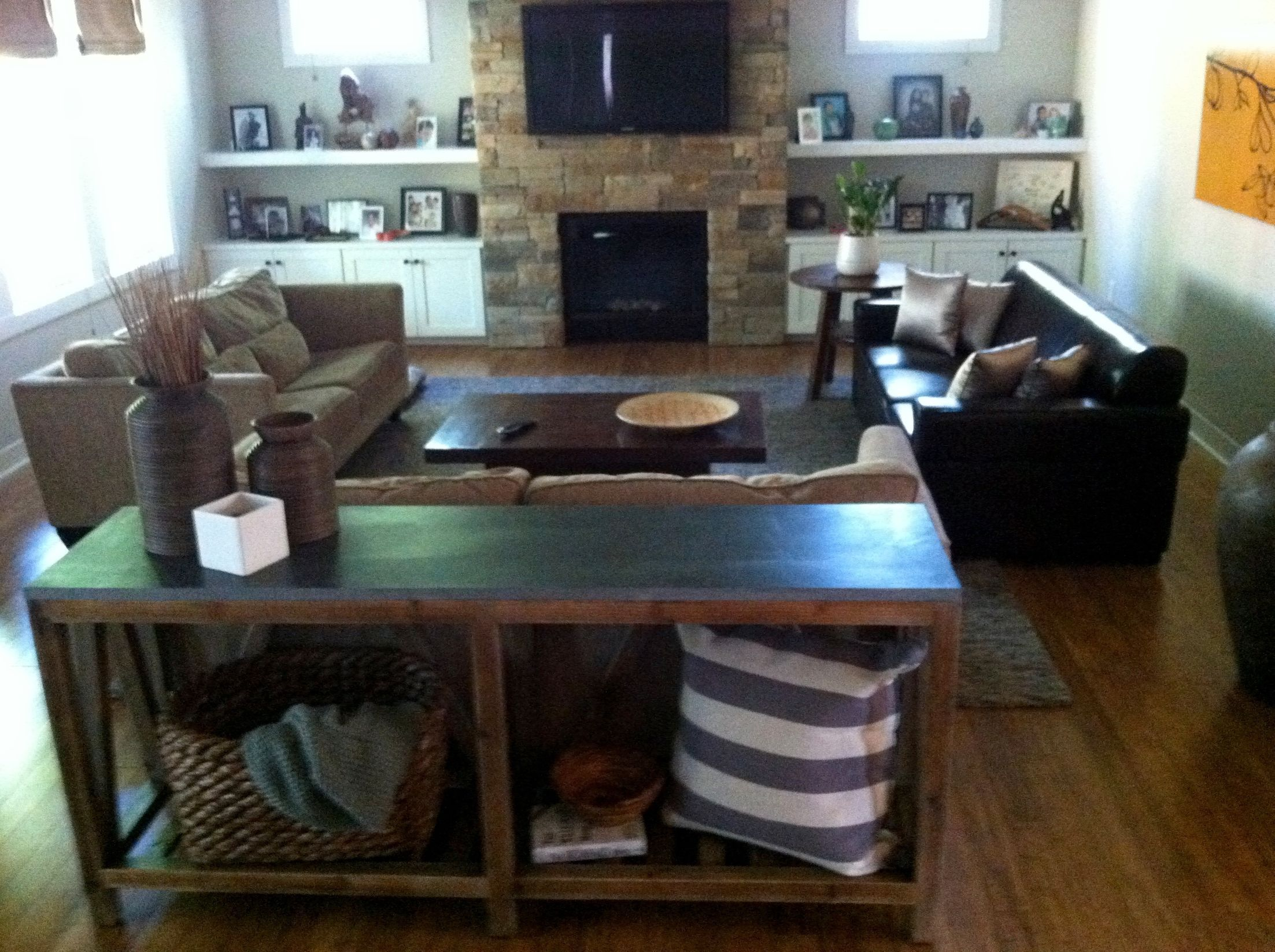 family game room family room rustic. Cozy Family Room - Rustic Game/Rec Images By Lift Interiors | Game