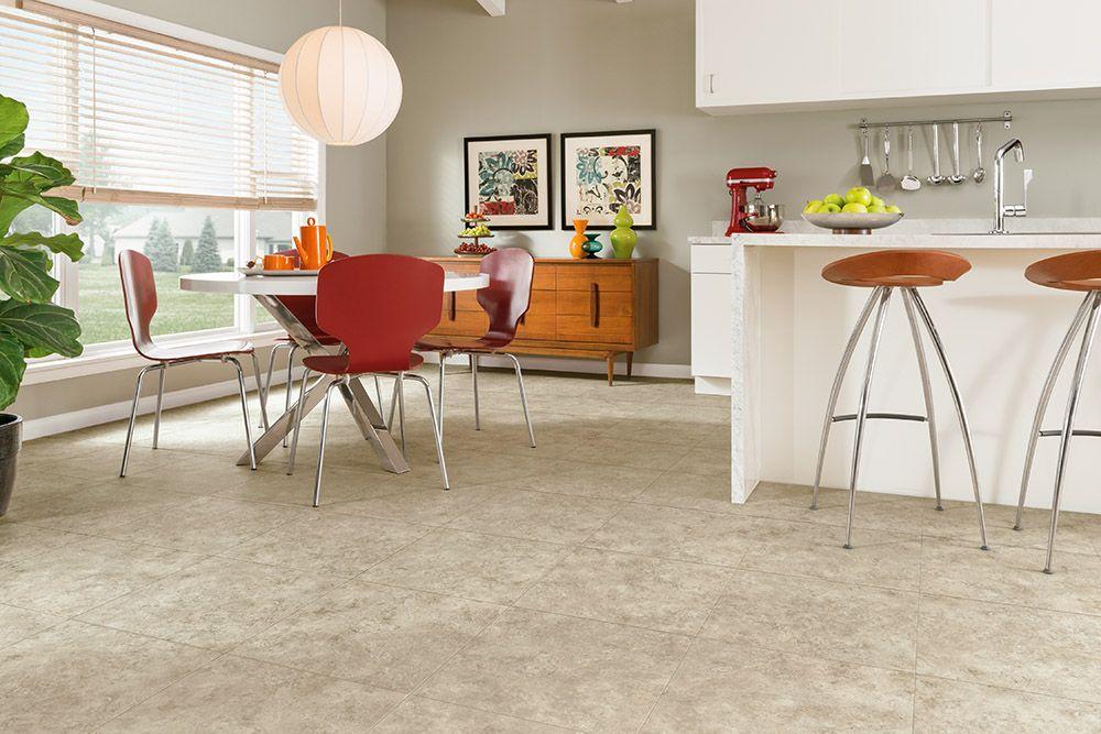 armstrong luxury vinyl tile flooring lvt beige stone look - Armstrong Vinyl Flooring