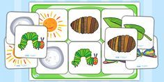 Slanting Line Worksheet Preschool Matching Cards And Board To Support Teaching On The Very Hungry  Senior Kg English Worksheets with Multiplication Worksheets 100 Problems Matching Cards And Board To Support Teaching On The Very Hungry Caterpillar Potential Energy Diagram Worksheet