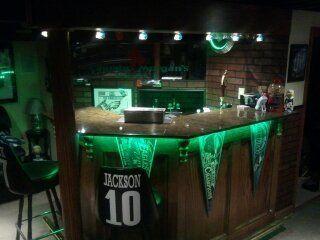 Genial Philadelphia Eagles Game Room/bar. Nice Job Nation Member Sixeightpython