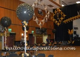 High School Prom Party decorations and prom ideas for UK. | ballooninspirations.com & High School Prom Party decorations and prom ideas for UK ...