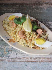 la cuisine d'ici et d'isca: kedgeree de mariette   cuisine