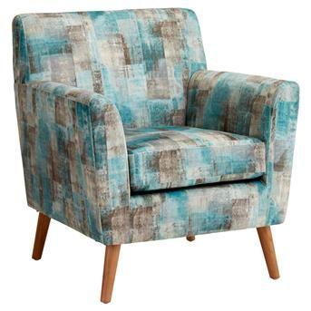 Fauteuil bari multicolor fauteuil stoelen en fauteuils - Eigentijdse ontlasting ...