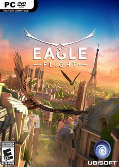 Eagle Flight VR Virtual reality games, Best airplane