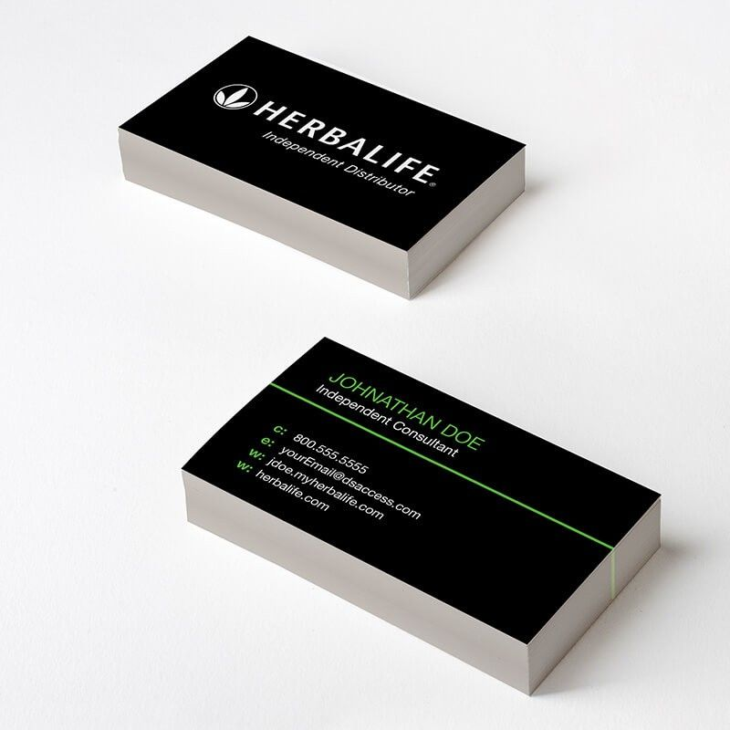 Herbalife stripe business card explore creative business cards and more cheaphphosting Image collections