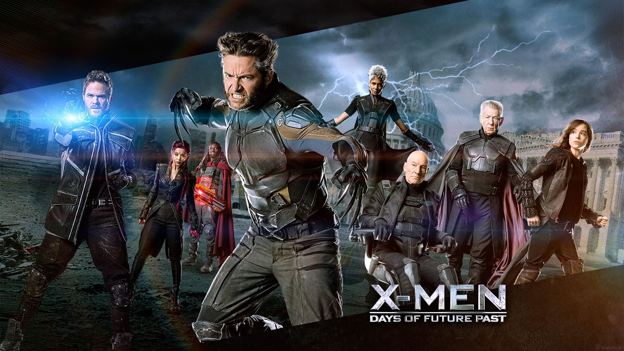 Every X Men Movie Ranked From Worst To Best