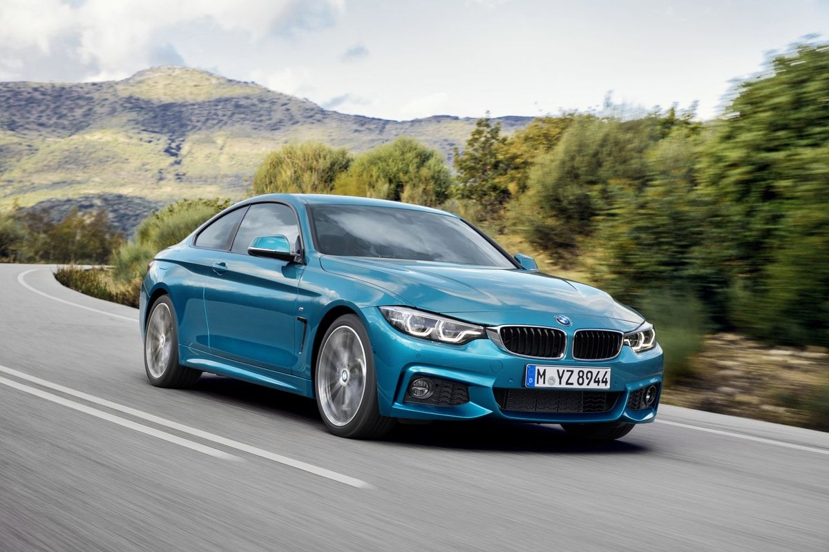 Bmw Snapper Rocks Blue Metallic Bmw 4 Series Bmw 4 Bmw