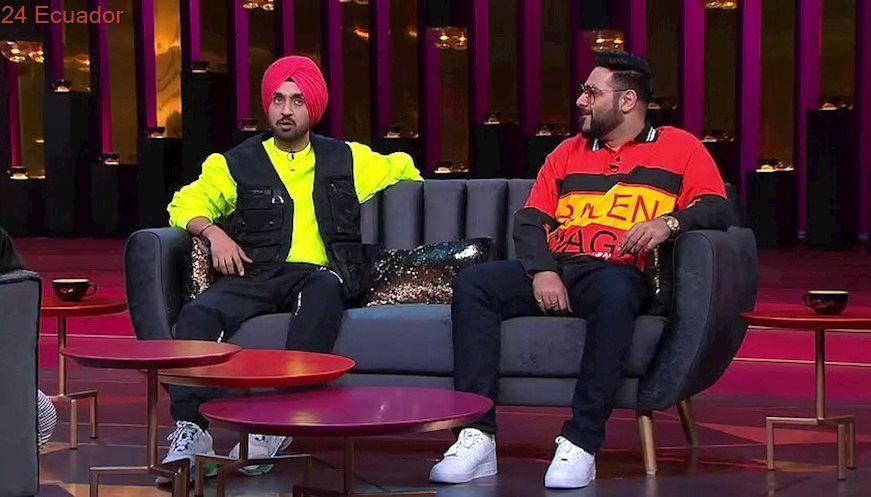 Koffee With Karan Season 6 Episode 8 Diljit Dosanjh and