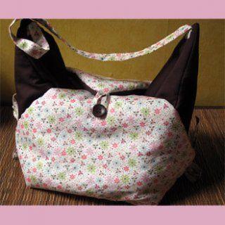 Tuto couture : le sac à langer