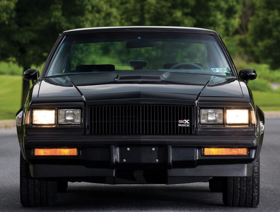 Buick Gnx With Images Gm Car Buick Grand National Buick Cars