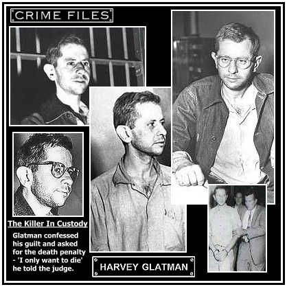 Harvey Murray Glatman December September Was - Map of serial killers are active in the us