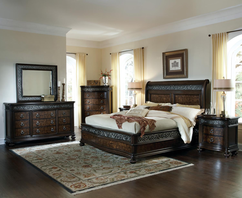 Panama Jack Bedroom Furniture California King Sleigh Bed Pulaski Home Gallery Stores