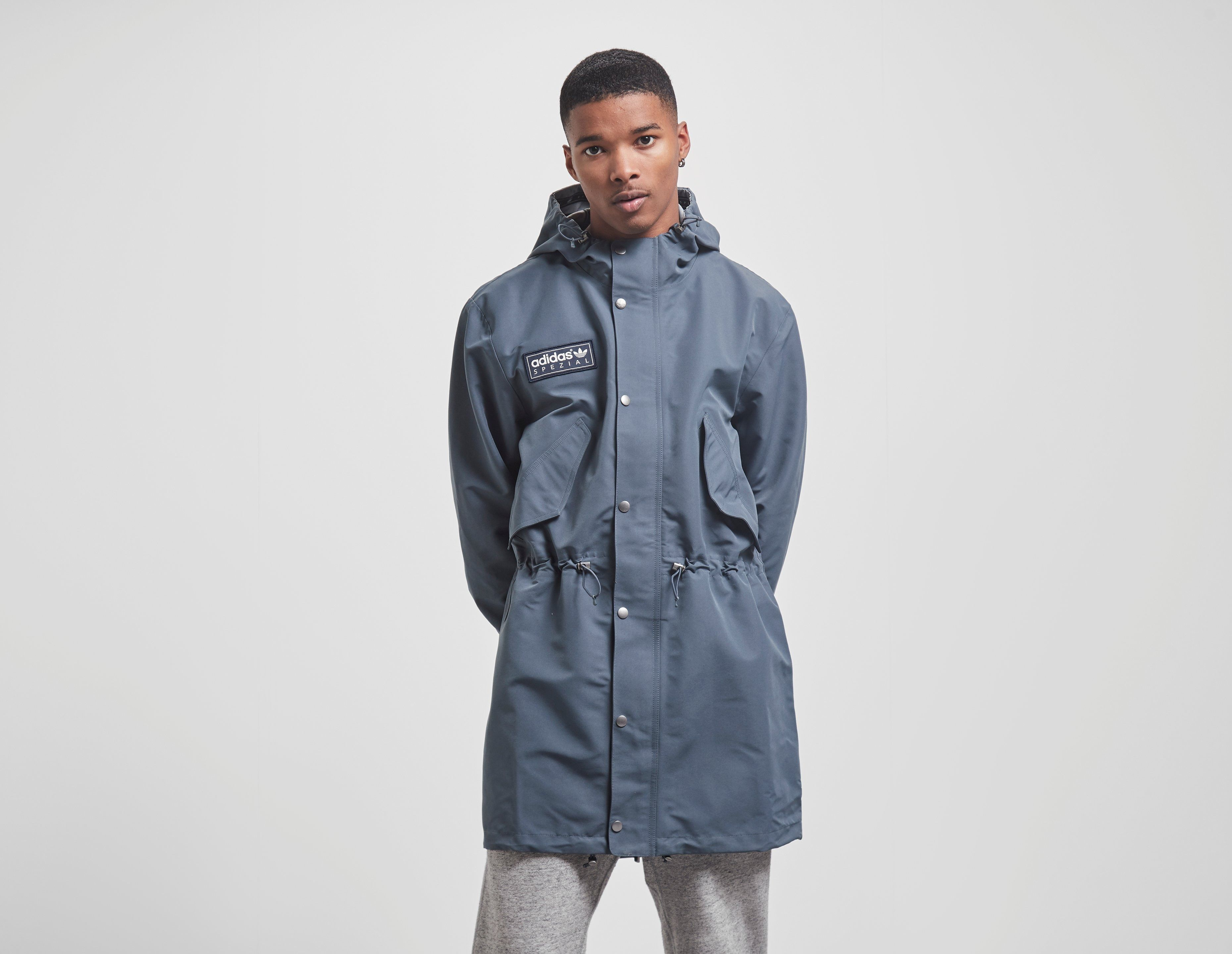 Adidas Spezial Rossendale Parkaadidas Spezial Rossendale Parka Find Out More On Footpatrol Adidas Spezial Blue Adidas Parka