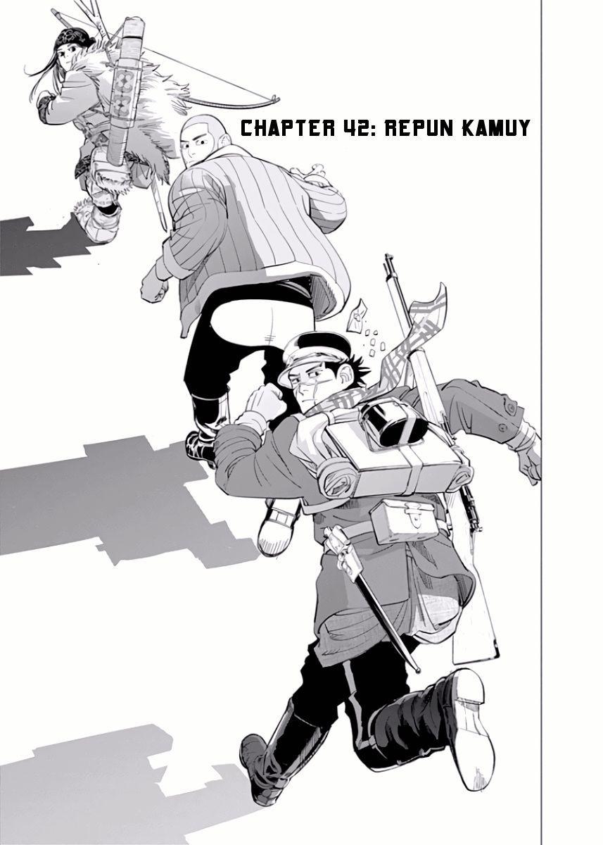 Golden Kamui Ch 042 Repun Kamuy Manga