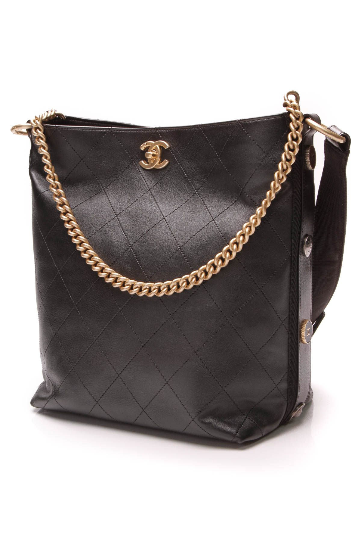 ffdc041920ddd8 Chain Hobo Bag - Calfskin in 2019 | Crazy for Coco | Handbags, Bags ...