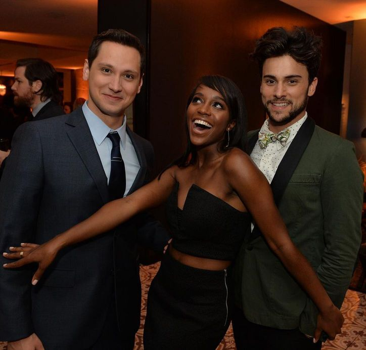 How To Get Away With A Murderer Cast Google Search Casts