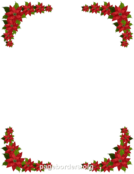 free winter borders clip art page borders and vector graphics rh pinterest com free clipart christmas borders frames clipart christmas borders free