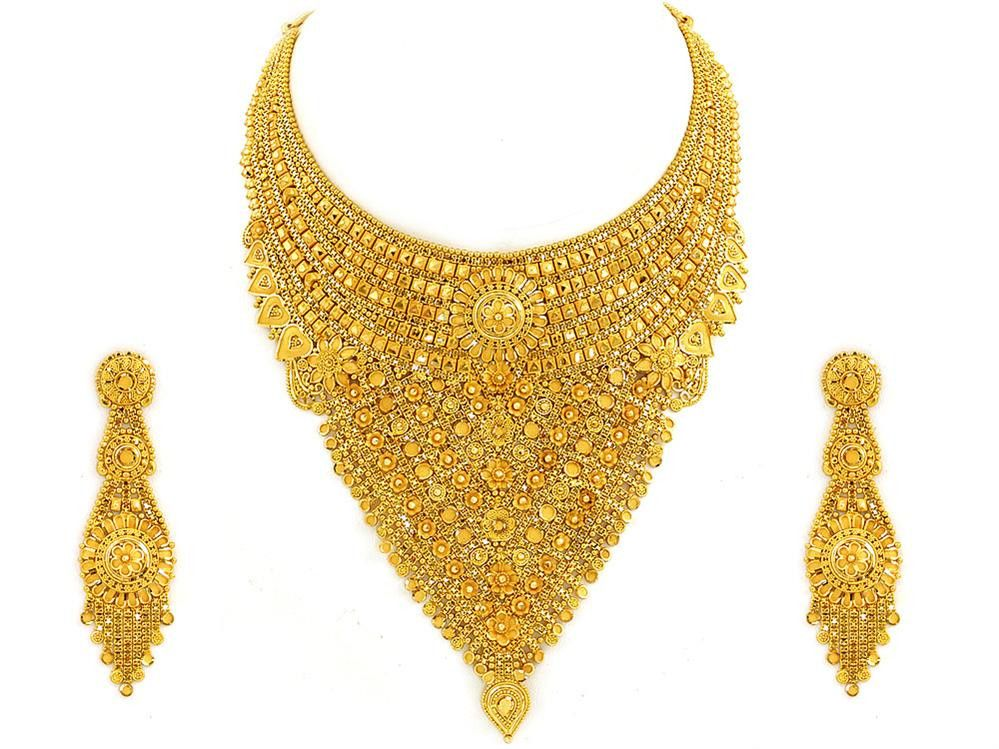 Indian gold jewelry houston | Jewelry | Pinterest | Indian gold ...