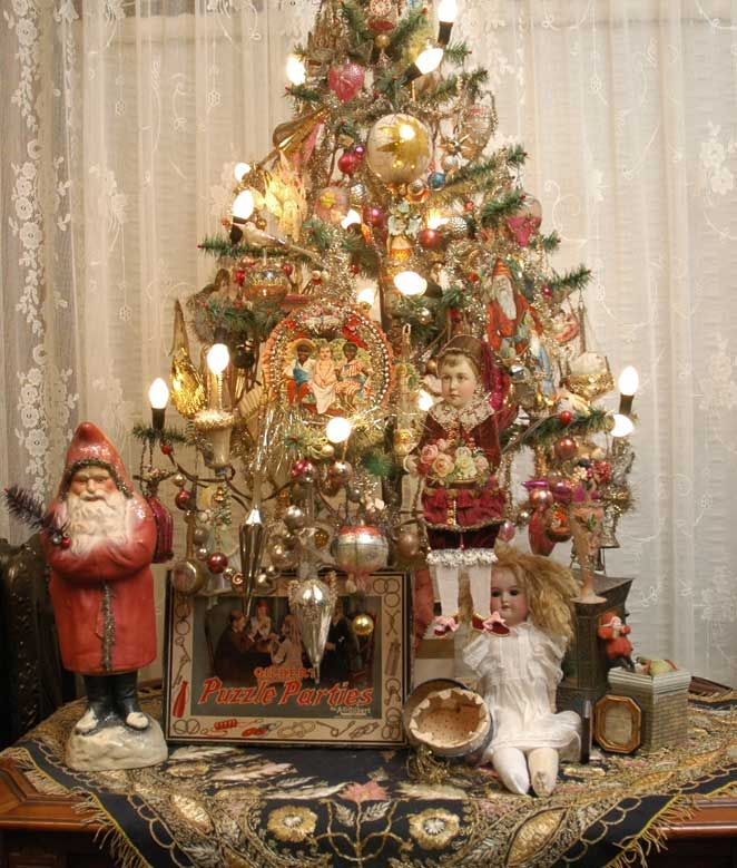 Create A Victorian Inspired Tree: Decorating Ideas For An Old Fashioned  Christmas