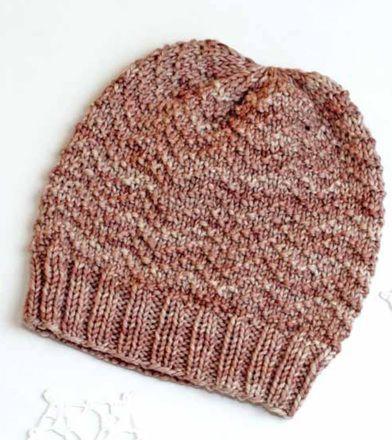 Knitting Loom Sierras Beanie Free Pattern Loom Knitting