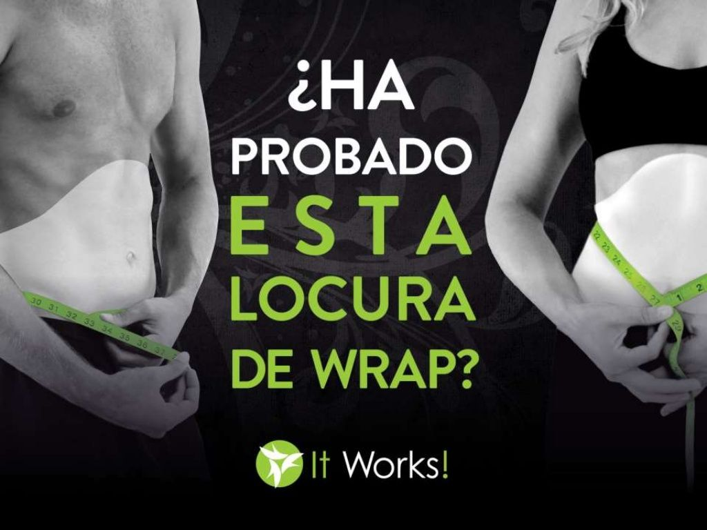 PRESENTACION WRAP PARTY EN ESPAÑOL by Vicky Rojas via slideshare